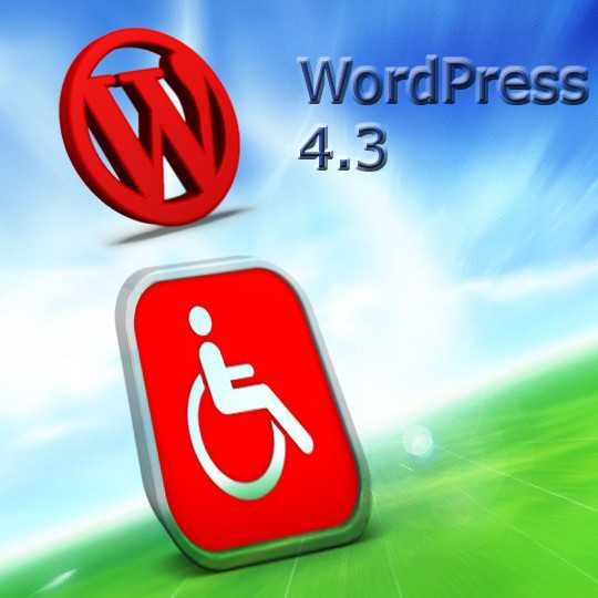 WordPress 4.3 grafika