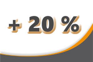Nagy betűkkel: húsz százalék - ennyivel lehetne több konverzió az akadálymentes weboldalon.
